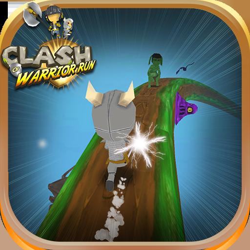 Clash Of Warrior Run