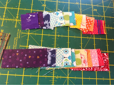 scrap squares and rectangles
