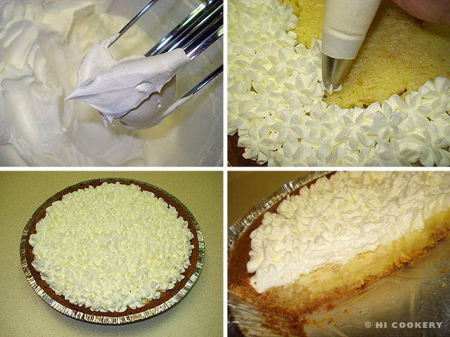 Lemon Cream Pie