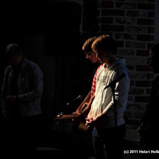 Rebasenädal 2011 - Õppeaasta avajumalateenistus Jaani kirikus