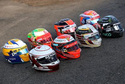Bell Helmets F1