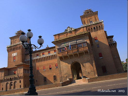 Happy Birthday Castello Estense !