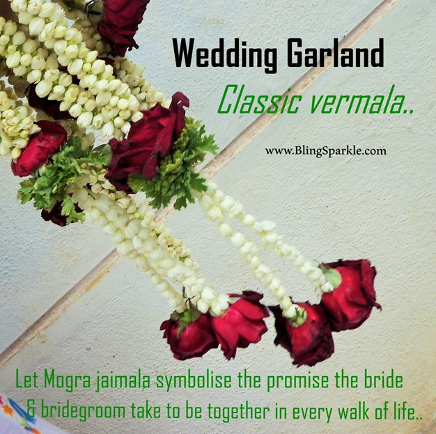 Vermala , mogra jaimala, wedding garlands