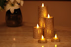 LED Wax Candle Light (Glitter Gold) :: Date: Jul 17, 2011, 10:30 PMNumber of Comments on Photo:0View Photo