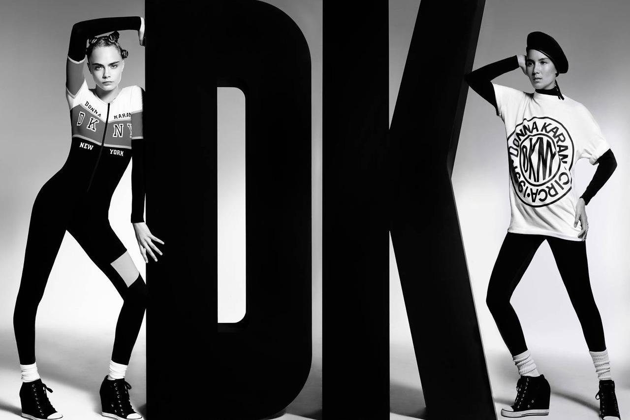 *DKNY 2013春夏就靠Cara Delevingne:另有與Opening Ceremony聯名90風! 4