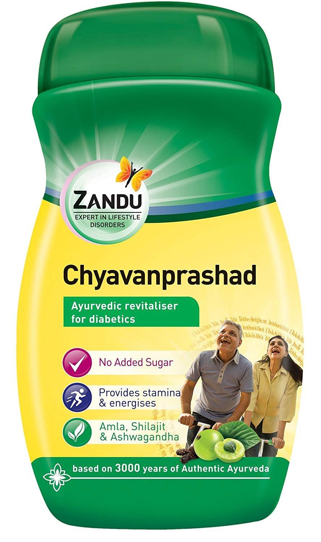 Zandu Best Chyawanprash Brands In India
