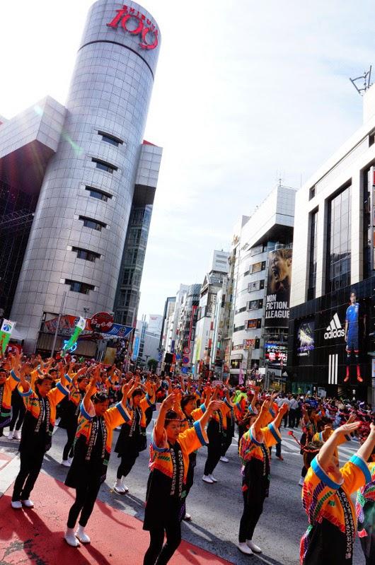 Shibuya Shutdown Showdown