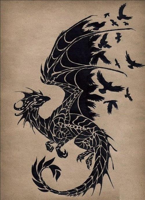 tatuagem_de_dragao_de_projetos_e_ideias