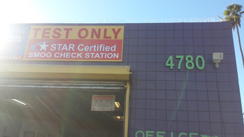 Eagle Rock Star Certified Smog Check Station Best Smog Inspection