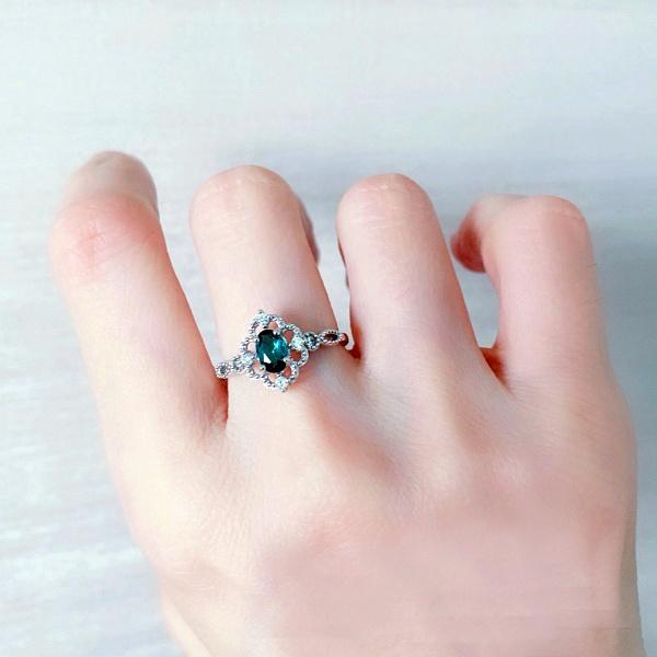 戒指戴中指-招財