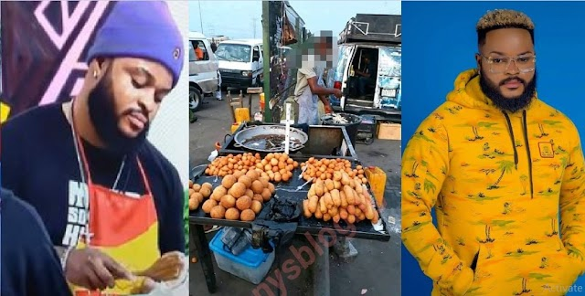 'I sold puff-puff' – Whitemoney shares his touching story