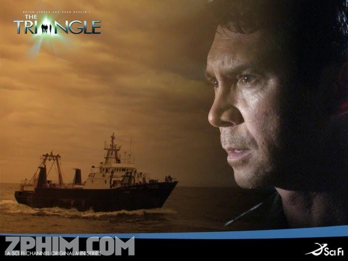 Ảnh trong phim Bí Mật Tam Giác Bermuda - The Triangle 2