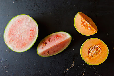 A speedy, easy melon recipe