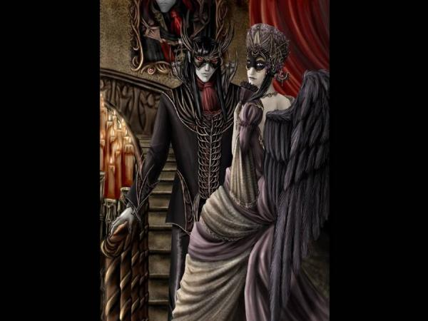 Vampire And Dark Angel, Angels 3
