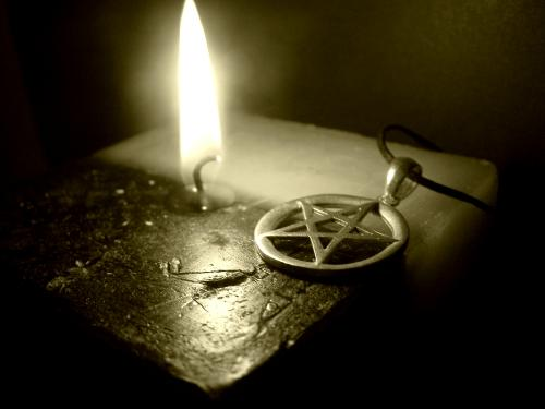 Pentagram On The Candle, Death