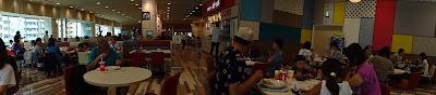 イトーヨーカドー大森店3階のフードコート