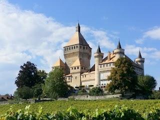Château à Vufflens-le-Château