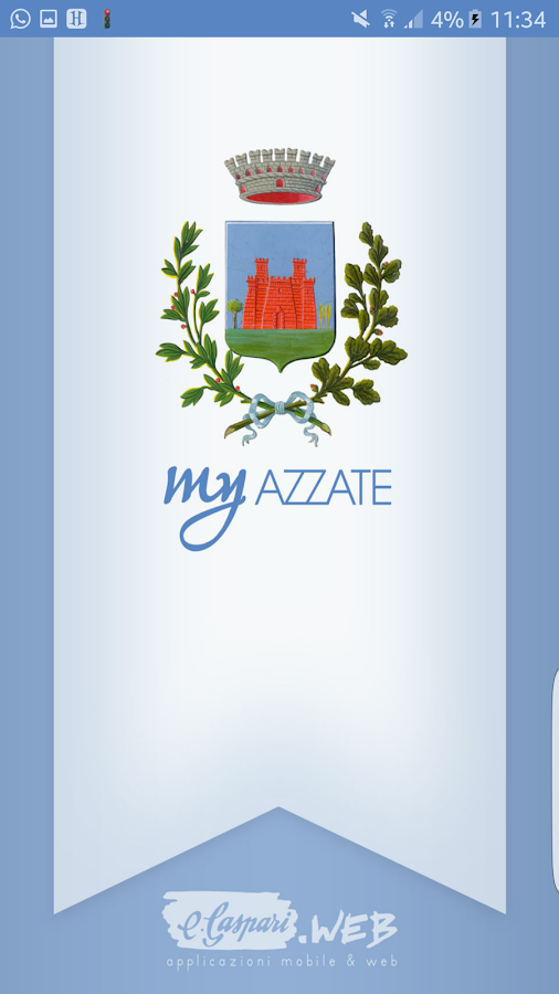MyAzzate- screenshot