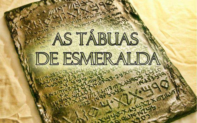 As Tábuas de Esmeralda de Hermes