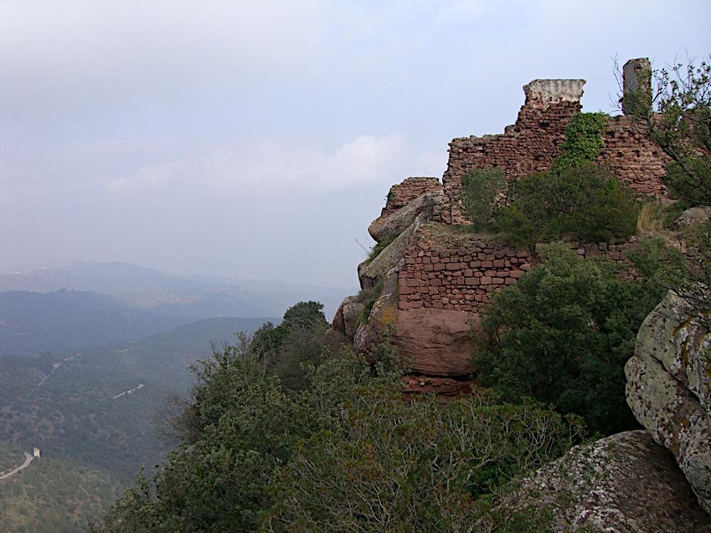 Castell Eramprunyà - CIMG0033.JPG
