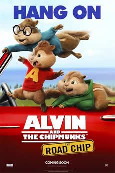 Capa Alvin e os Esquilos – Na Estrada Torrent