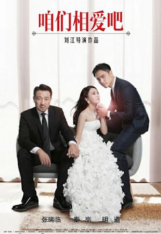 Let's Fall In Love / Zan Men Xiang Ai Ba  China Drama