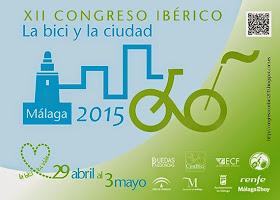 XII Congreso Ibérico 'La Bicicleta y la Ciudad'