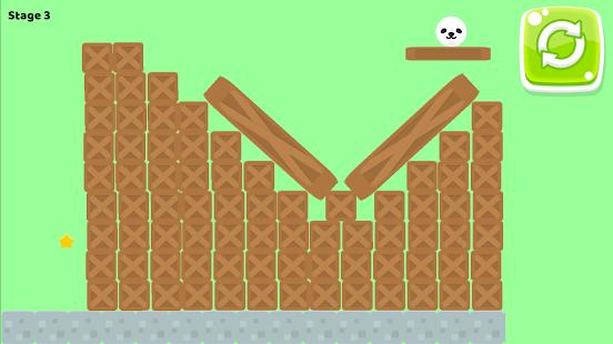 Panda Rolls - náhled