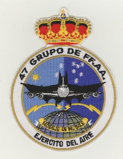 SpanishAF GRUPO 47.JPG