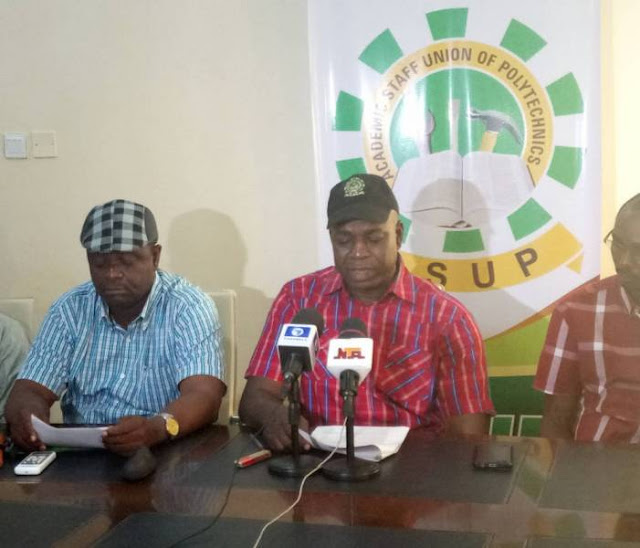 ASUP Commences Indefinite Nationwide Strike Today