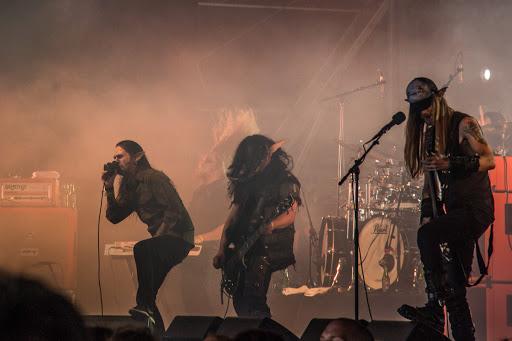Finntroll au Hellfest 2015