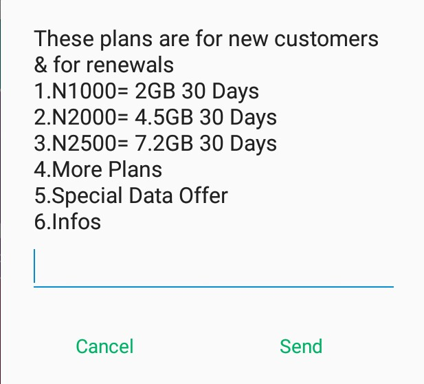 Glo Nigeria Makes Changes To Their Data Plans 2