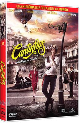 Filme Poster Cantinflas - A Magia da Comédia DVDRip XviD Dual Audio & RMVB Dublado
