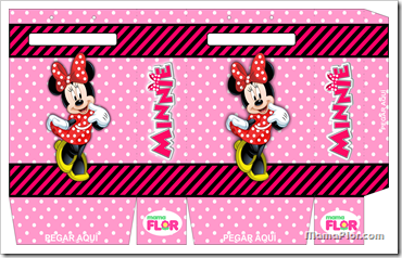 Platilla Minnie Mouse