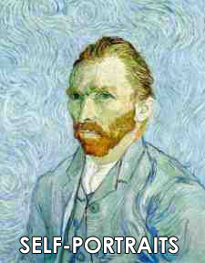 Vincent van Gogh Self-Portraits