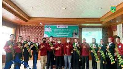 Enam Pasang Uda-Uni Duta Wisata Padang Panjang 2021 Masuki Babak Karantina