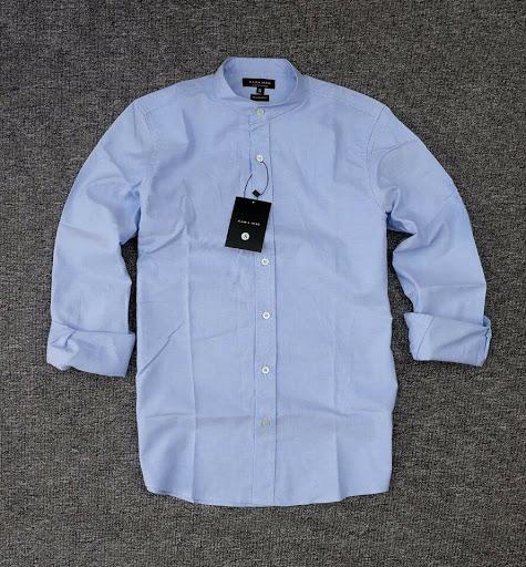 Sơ mi Zara Man Tailored Fit, hàng cực chất, giá chỉ 210K