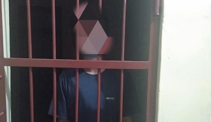 Pelaku Berhasil Diamakan Warga Hendak Membobol Kotak Amal Masjid