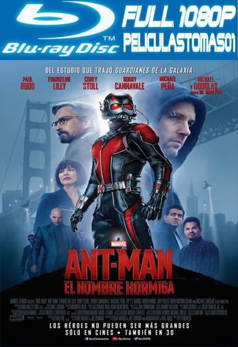 Ant-Man: El hombre hormiga (2015) BRRipFull 1080p