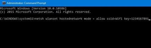 Cách phát Wifi không cần sử dụng phần mềm bên thứ ba hỗ trợ + HÌnh 3