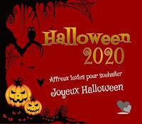 Les Meilleures textes pour Halloween