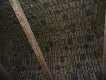 2018.05.27-079 plafond de l'église de Pierrefite-en-Auge