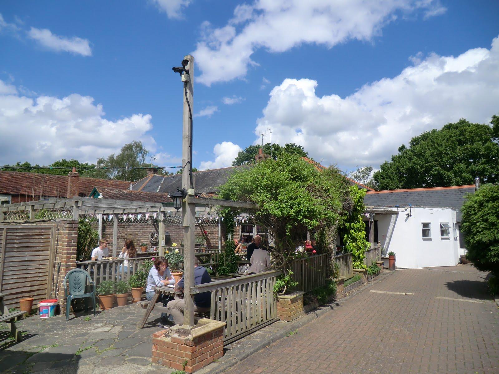 CIMG1617 The Dovecote Inn, Capel