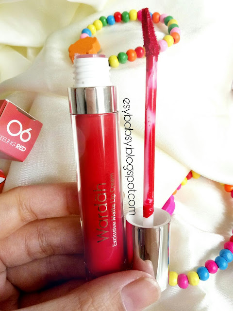 WARDAH-EXCLUSIVE-MATTE-LIP-CREAM-REVIEW-ESYBABSY