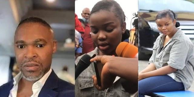 Chidinma Ojukwu Recounts How She Met The Late Super TV CEO, Uwaifo Ataga At A Wild Party