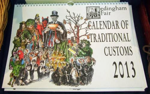 Pagan Witchcraft And Moon Calendars For 2013