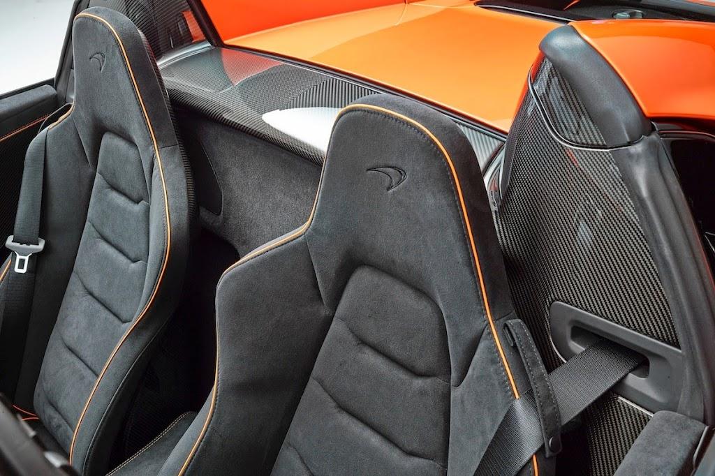 McLaren 650S Spider 8