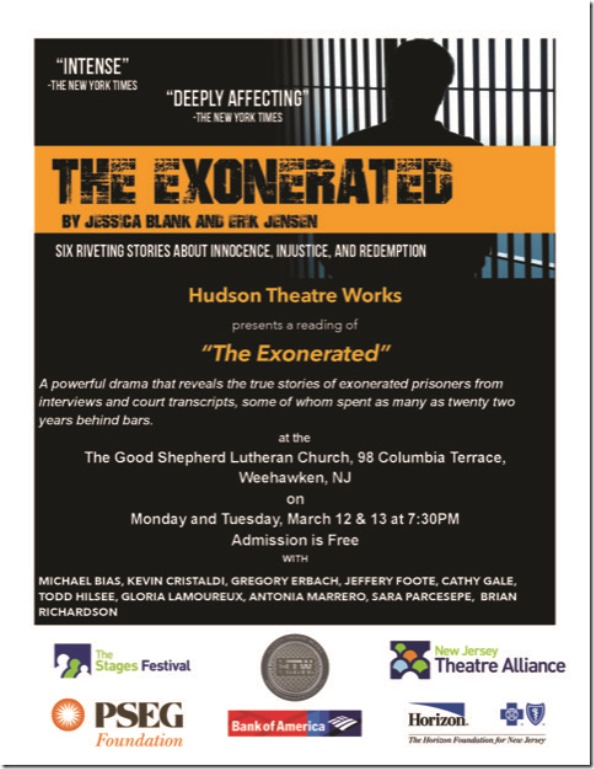 exonerated poster