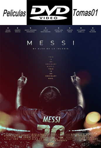 Messi (2014) DVDRip