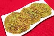 Gujarati Bajri Na Chamchami Recipe